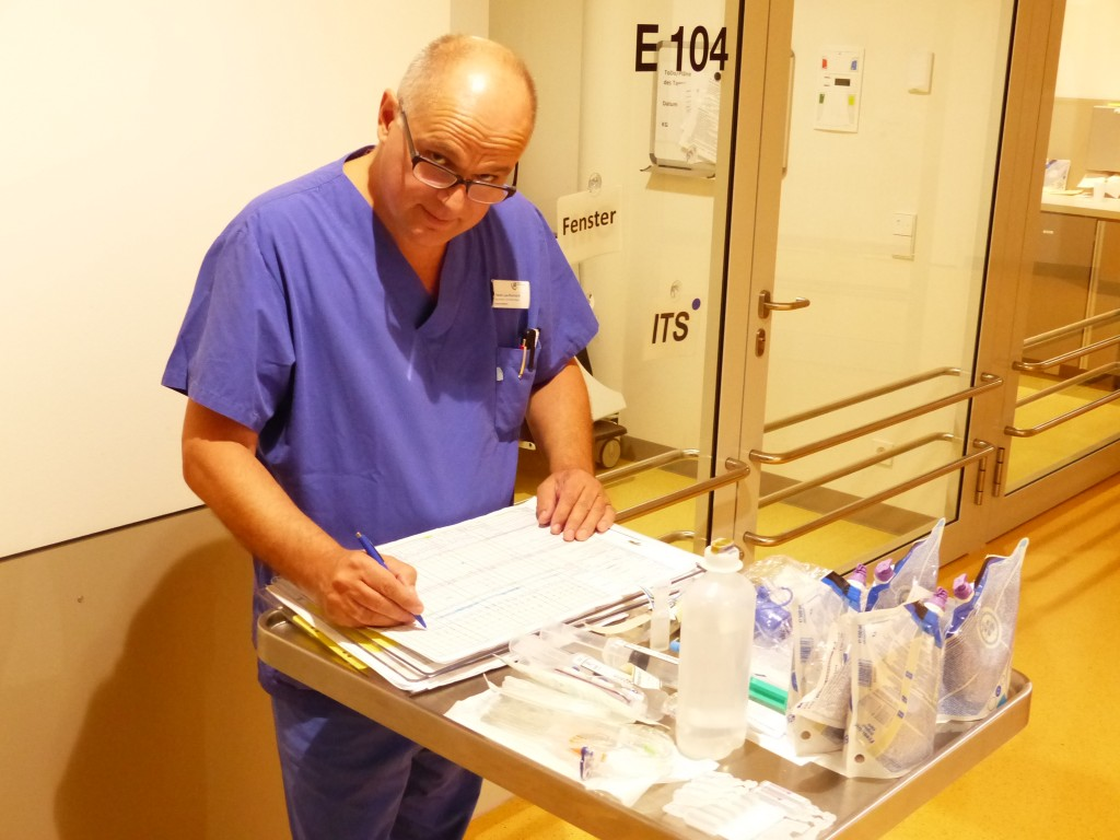 Fabian Lau - Krankenpflege